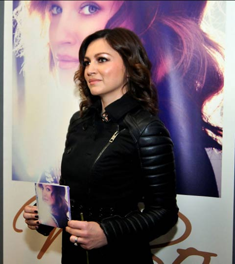 Nina Badrić – нов албум