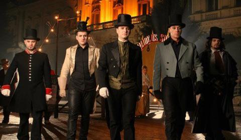 """Група """"Amadeus"""" – нов албум и клип"""