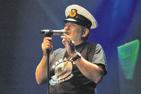 Đorđe Balašević – концерт и промоция