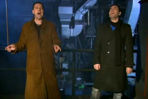 "Nodivo и Hari Varešanović снимаха клип към дуета ""Korak po korak"""