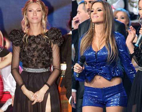 """Jelena Kostov най-лошо облечената на записите на """"Grand"""""""
