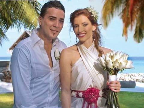 Jovana и Željko се венчаха на Малдивите