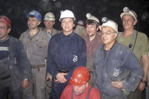 Zdravko Čolić стана миньор
