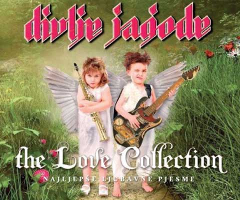 Divlje jagode - The Love Collection