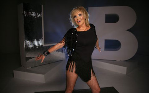 Lepa Brena пее на Koševo на 23 юни