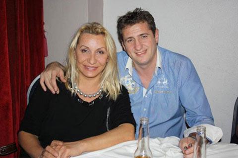 Vesna Zmijanac прекъснала турнето си заради свада с приятеля си?