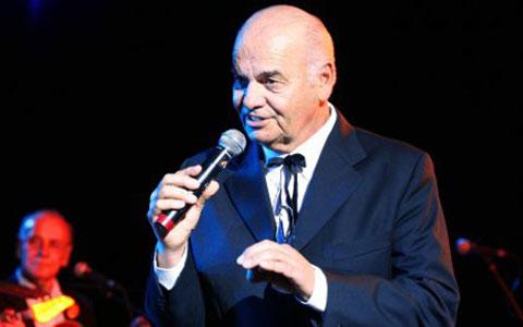 Zvonko Bogdan в Ниш за сръбската Нова година