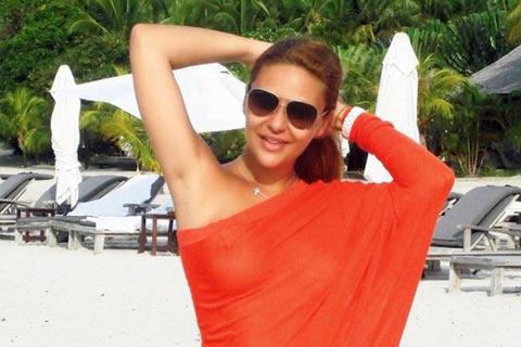 Ana Nikolić прекара три седмици в Малайзия