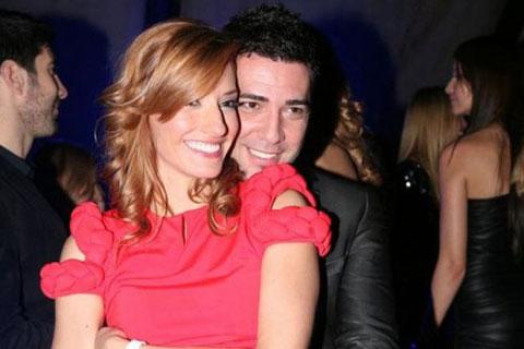 Jovana и Željko Joksimović се венчали и в Белград