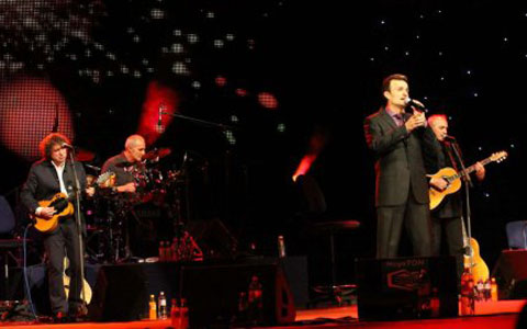 """Legende"" свириха в препълнената зала на ""Sava centar"""