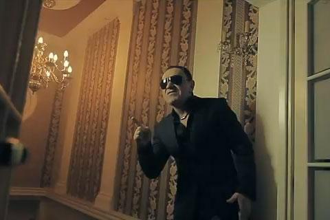 Mile Kitić снима клип със сцени на насилие