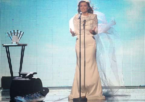 Nina Badrić представи песента за Евровизия