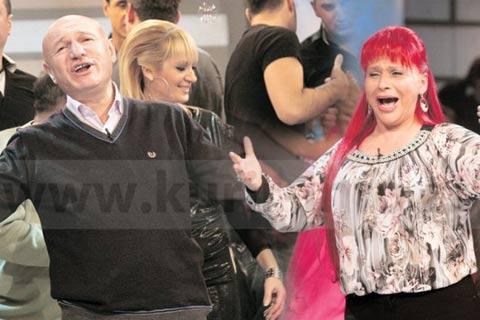Сдобриха се Zorica Brunclik и Šaban Šaulić
