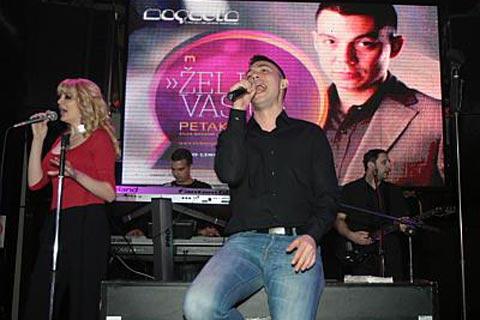 Željko Vasić в клуб Magacin