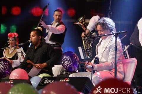 Goran Bregović изнесе концерта за рождения си ден