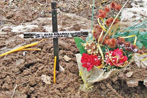 Погребал Dara Bubamara в парка!