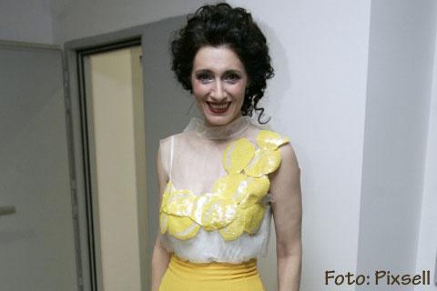 Doris Dragović на благотворителна акция