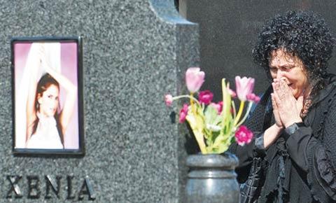 Двугодишен помен на убитата поп икона Ksenija Pajčin