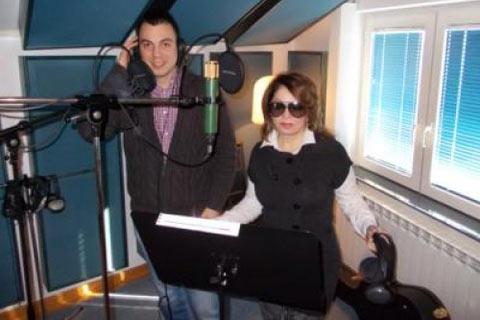 Neda Ukraden и Željko Vasić записаха дует