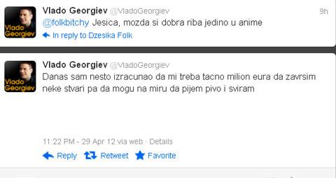 На Georgiev му трябват милион евро…