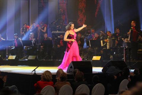 """Ana Bekuta направи дългоочаквания концерт в """"Sava centar"""""""