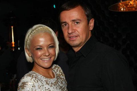 Maja Šuput отново се сдобри с бившия си приятел