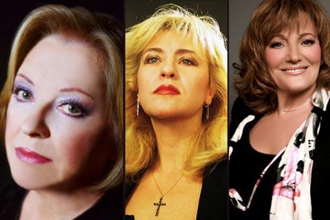 Gabi, Meri и Tereza на общо турне