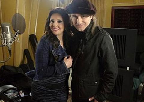 Plavi orkestar записва песен с Dragana Mirković