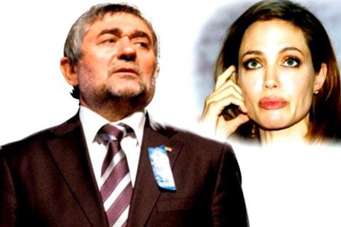 Radiša Urošević се отказа да съди Анджелина Джоли