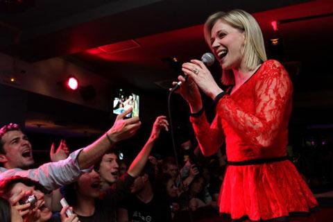 Отговорност преди всичко – Jelena Rozga не пие алкохол