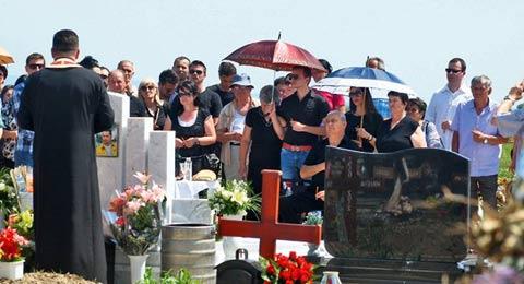 Помен за годишнината от смъртта на Darko Radovanović