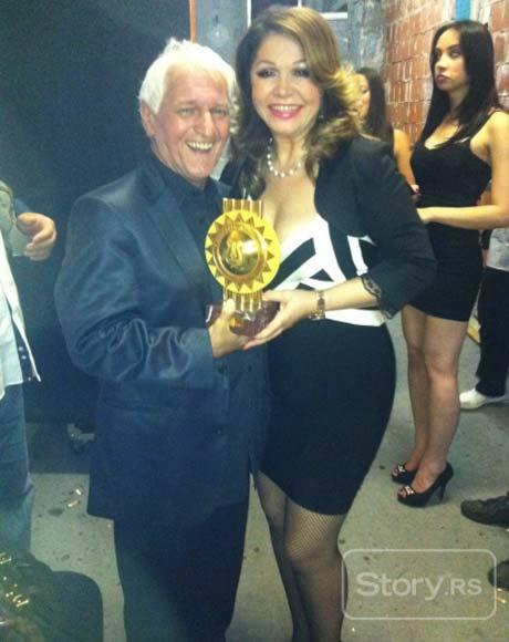 Neda Ukraden и Kemal Monteno спечелиха Grand Prix за дуетна песен