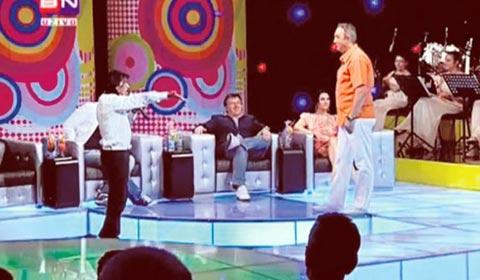 Скандал в предаването: Sinan Sakić се ядосал на водещия и напуснал студиото!
