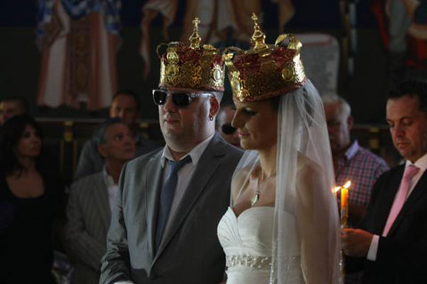 Dejan Matić се ожени