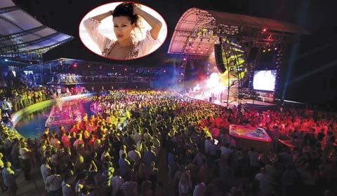 Ceca ще донесе на дискотеката цели 631 000 евро