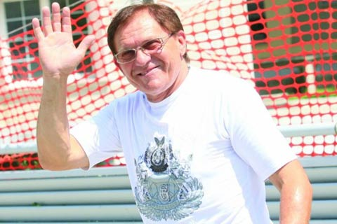 Miloš Bojanić става дядо за шести път