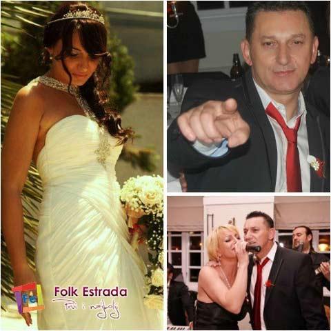 Šako Polumenta омъжи дъщеря си