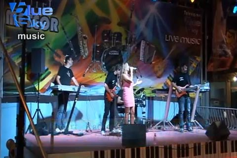 Indira Radić пя в Албания