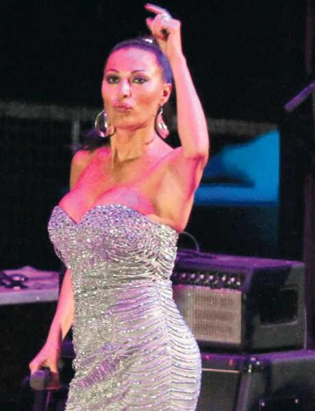 Svetlana Ceca Ražnatović - концерт в Струмица