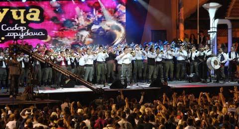 Оркестри отказват участие на събора в Гуча