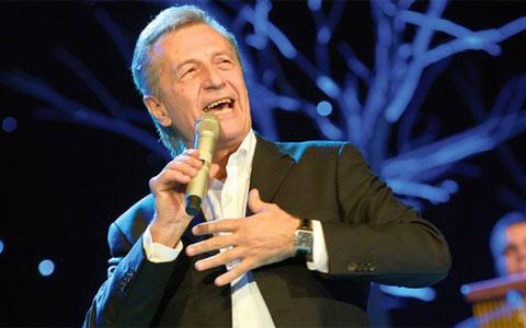 Miroslav Ilić пее със счупени ребра