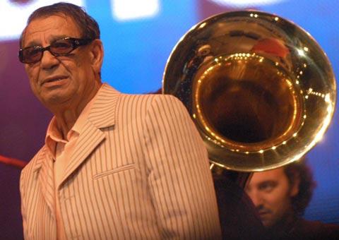 Ниш: Музиканти свирят в чест на Šaban Bajramović