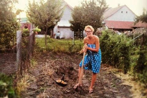 Tijana Dapčević се хванала за лопатата