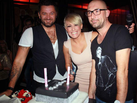 Indira Vladić отпразнува рождения си ден