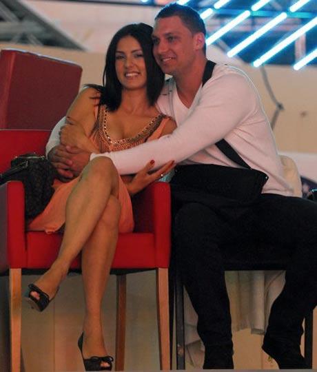 Tanja Savić и Dušan Jovančević