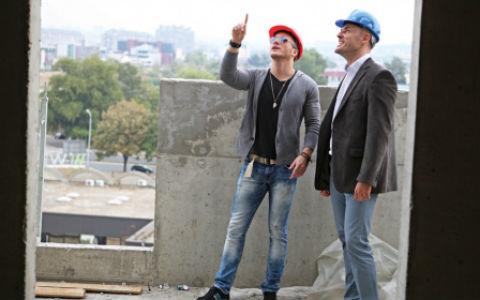 Saša Kovačević купи апартамент в елитния квартал West 65, Нови Белград, където ще живее с брат си Rade