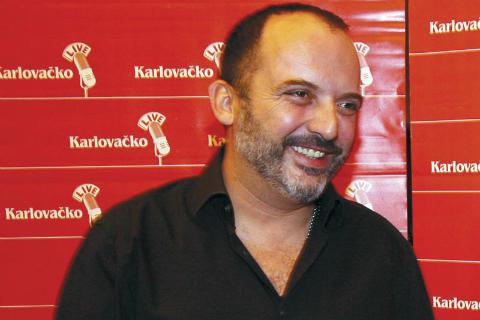 Toni Cetinski подготвя турне