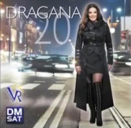 Dragana Mirković записа юбилеен албум