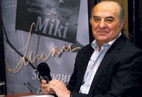 Miki Jevremović: Концерт по повод половин век кариера