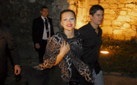 Nina Badrić се разведе